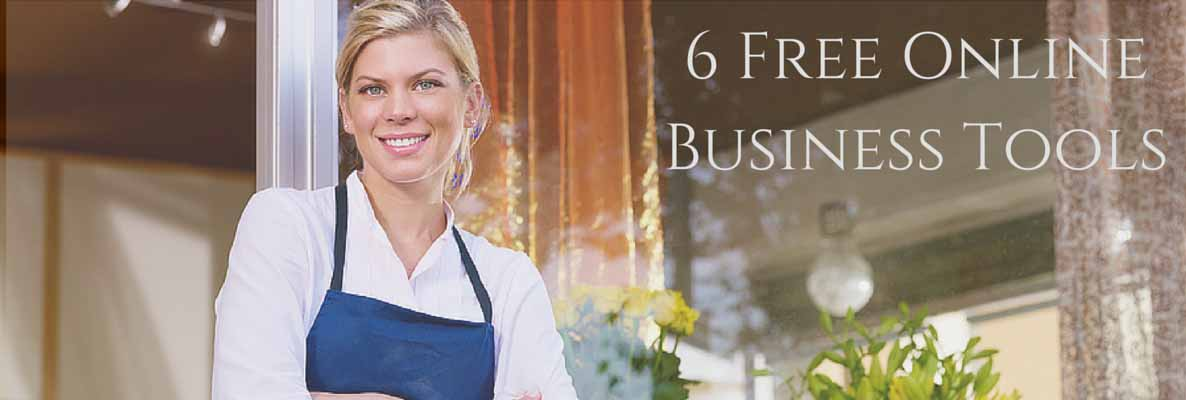 6 Free Online Business Tools