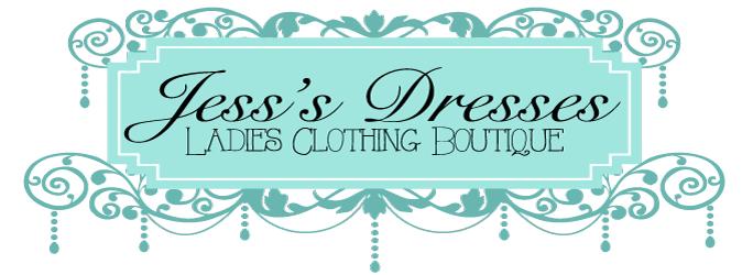 Jess's Dresses