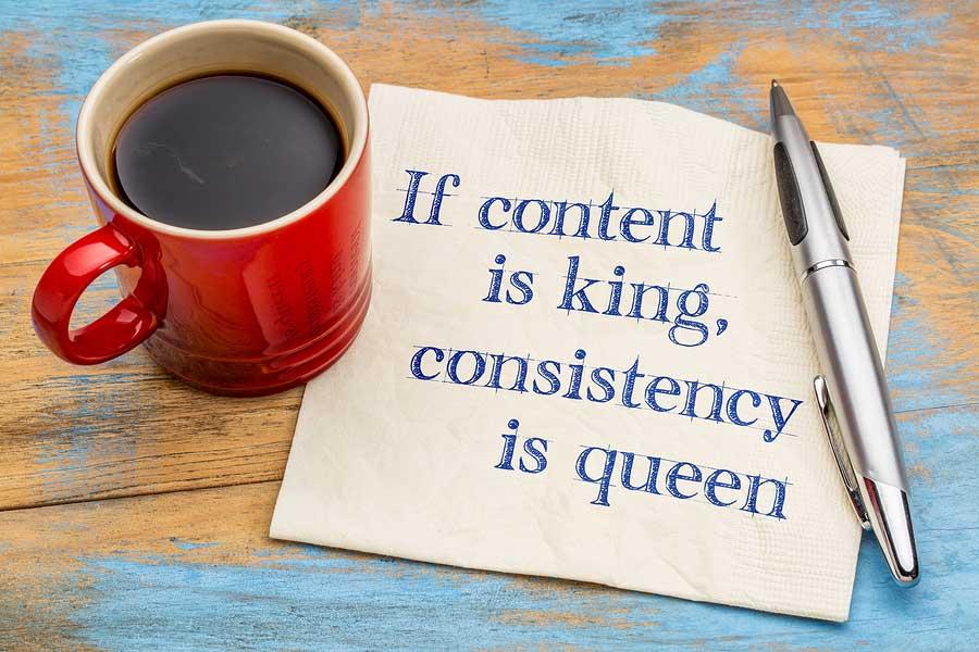 consistency-social-media