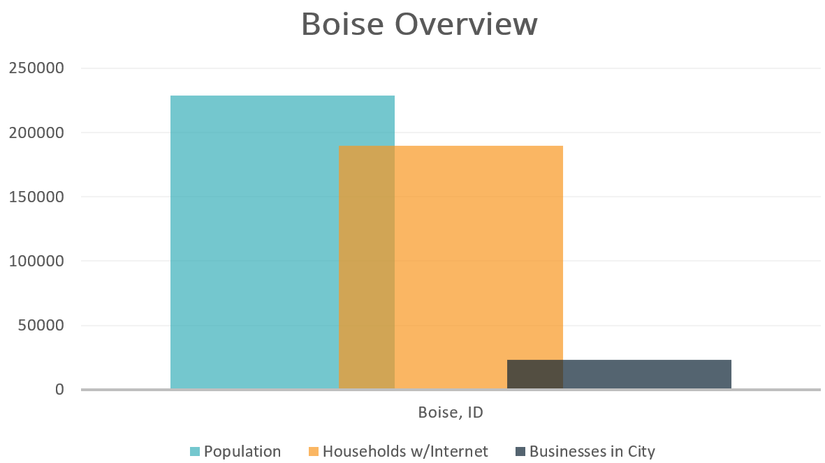 Boise Overview