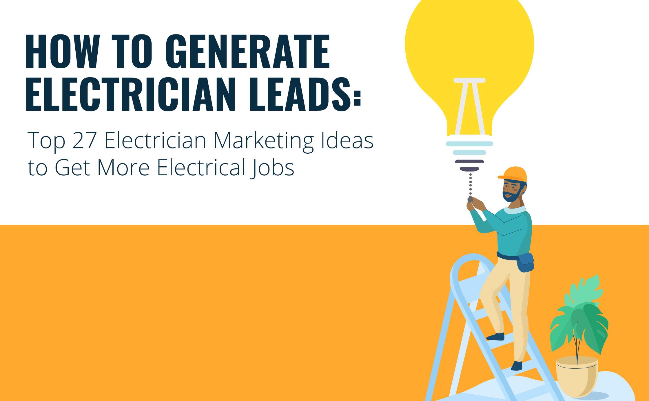 generate-electrician-leads